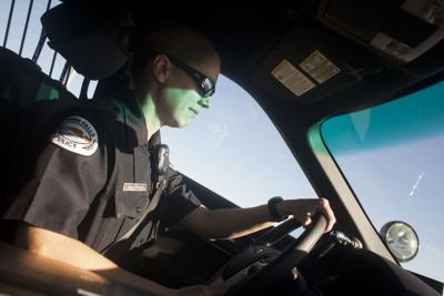 First Woman Sergeant in Twin Falls Police History to Be Sworn in