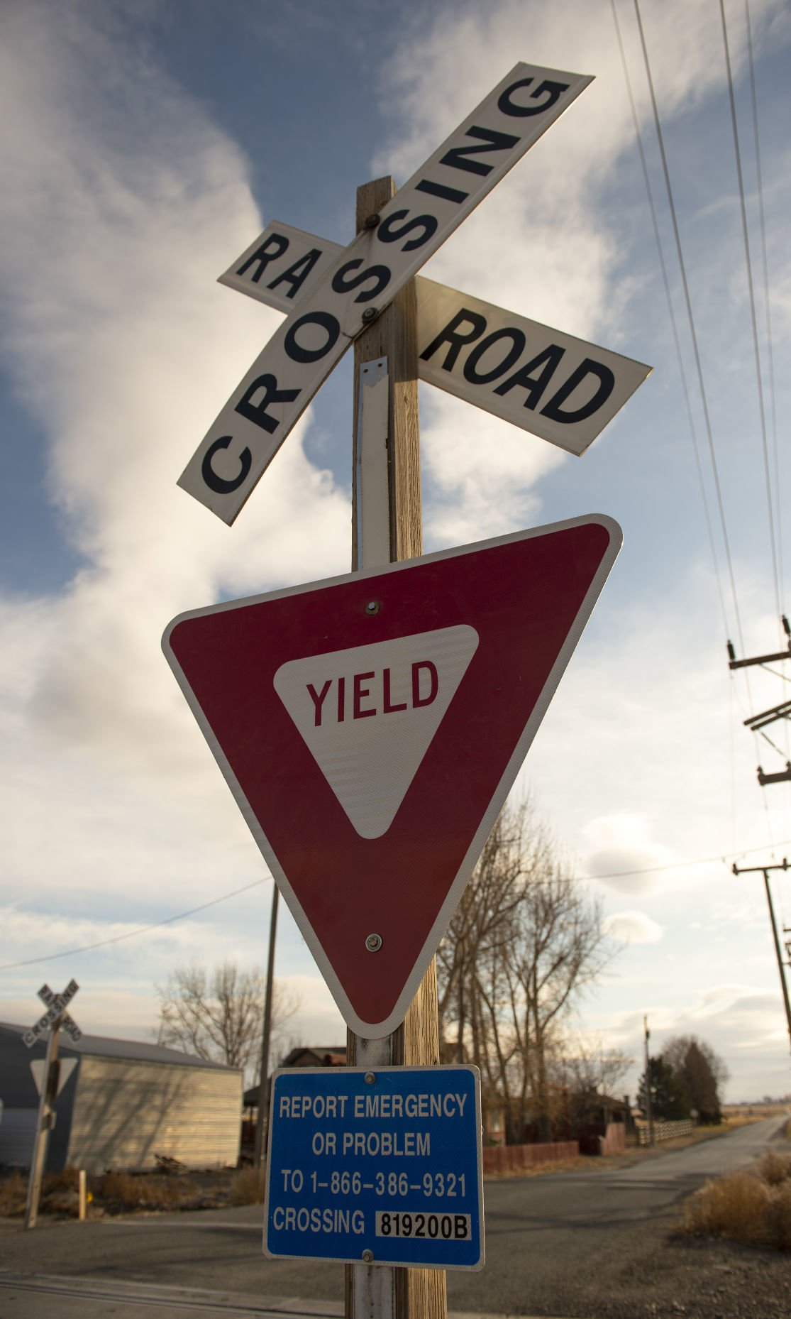 Yielding to stop