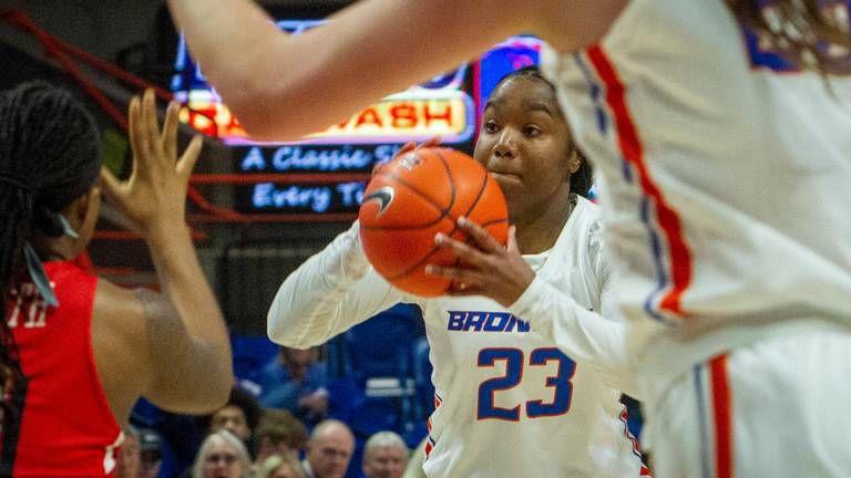 Boise State women's basketball
