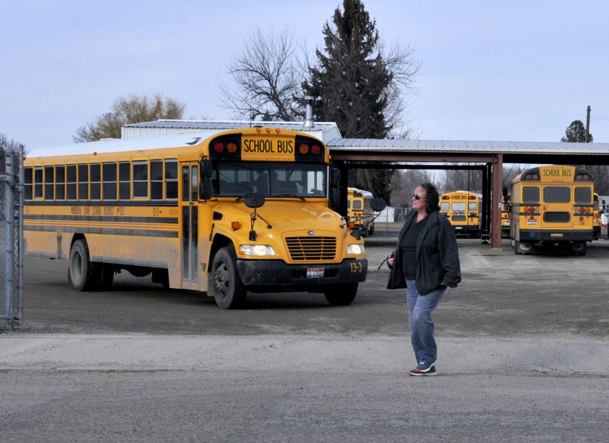 Minidoka buses