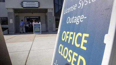 DMV Shutdown. The Ada County ...