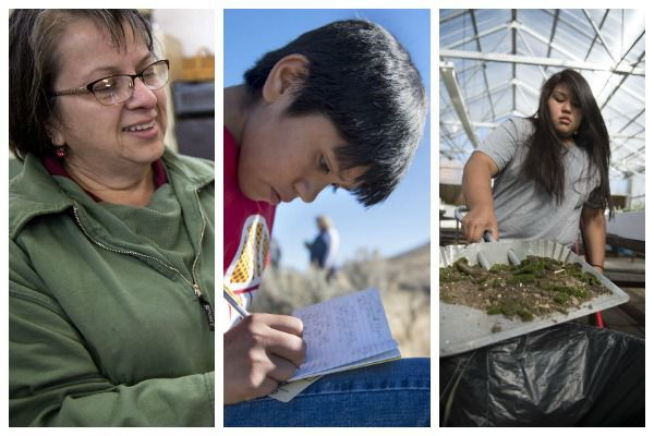 Voices from the Duck Valley native plant project