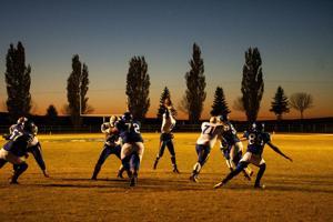 PHOTOS: Football - Raft River Vs. Valley