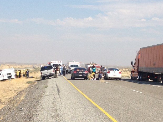 I-84 Reopens Following Car Crash | Southern Idaho Local News