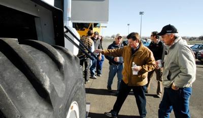 A Growing Company's Big Bus   Southern Idaho Local News