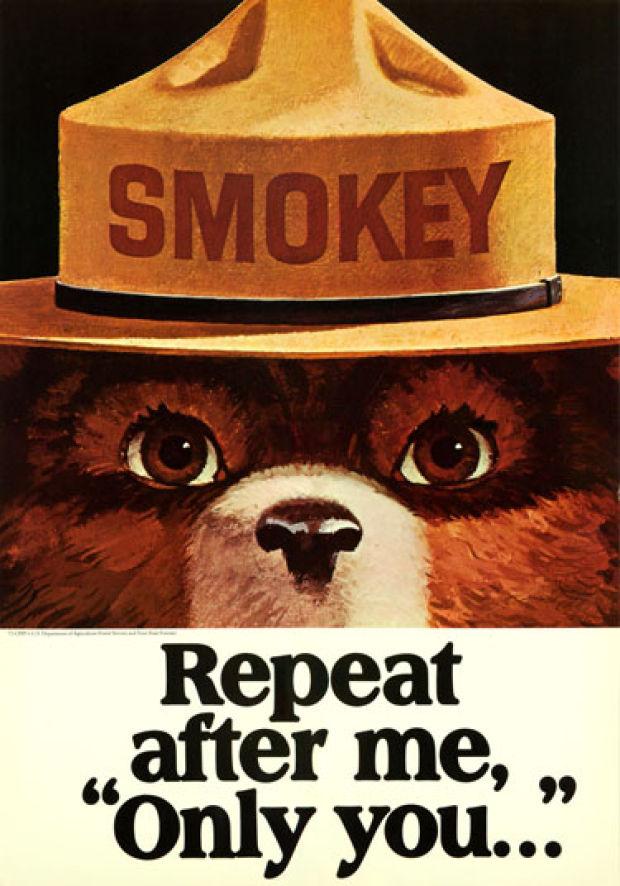 Auto Repair Chicago >> Gallery: Happy Birthday, Smokey Bear!