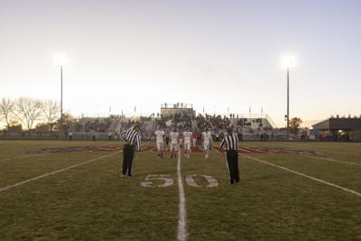 Football - Gooding vs. Kimberly