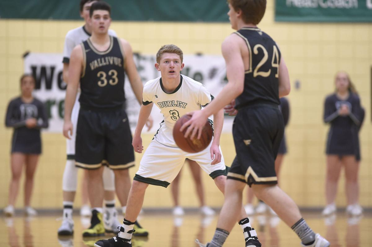 Boys Basketball Championships - Vallivue Vs. Burley