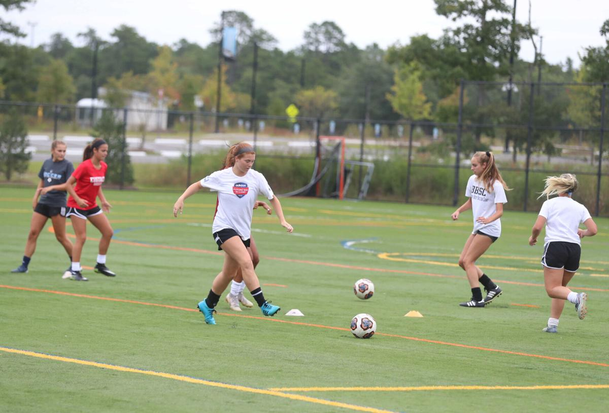 Stockton womens soccer