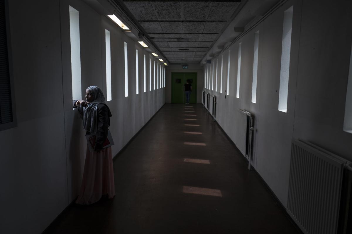 APTOPIX Netherlands Cells for Refugees Photo Gallery