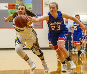 PHOTOS: Carey vs Castleford girls basketball