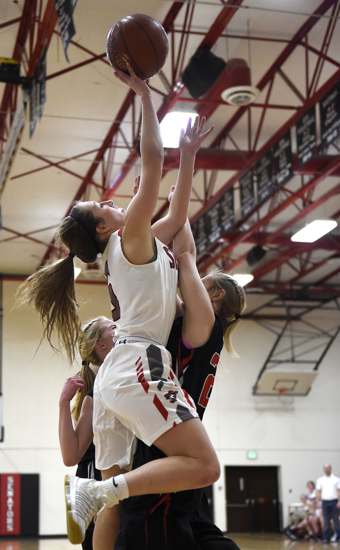 Girls Basketball - Kimberly Vs. Gooding