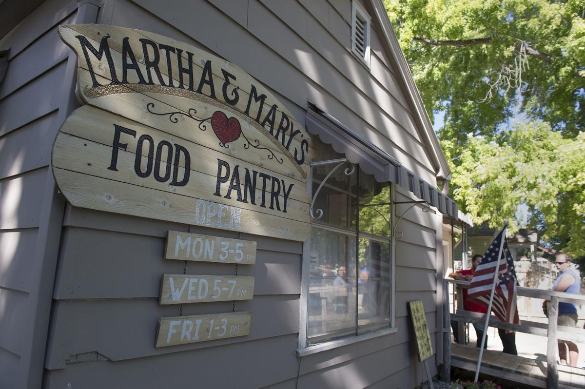 Nonprofits Food Pantry