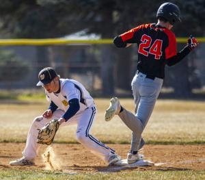 PHOTOS: Wendell vs Buhl baseball