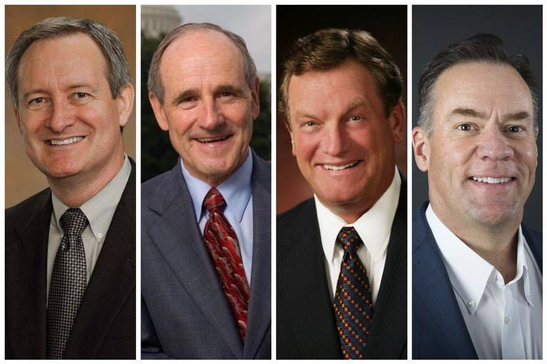 Idaho's four-member Congressional delegation