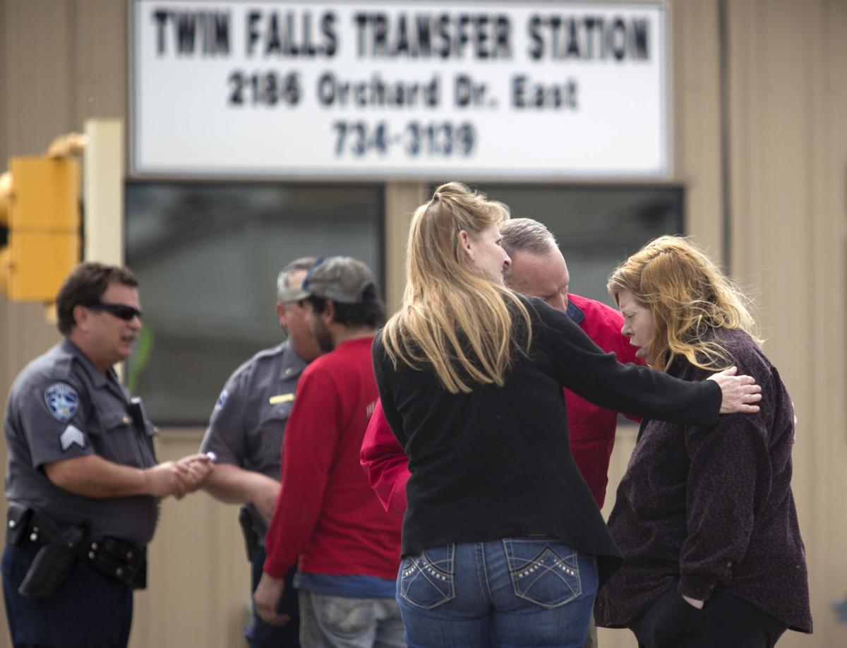 Man crushed to death at Twin Falls waste transfer station