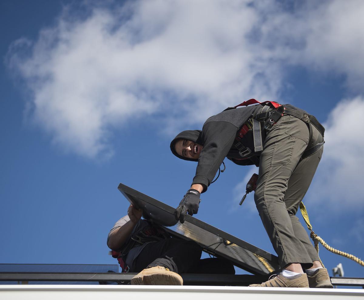 Idahoans buying into solar power