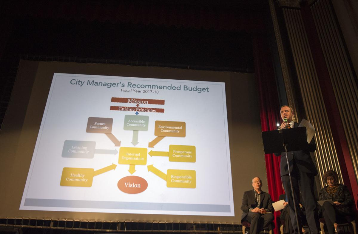 State of the city is addressed