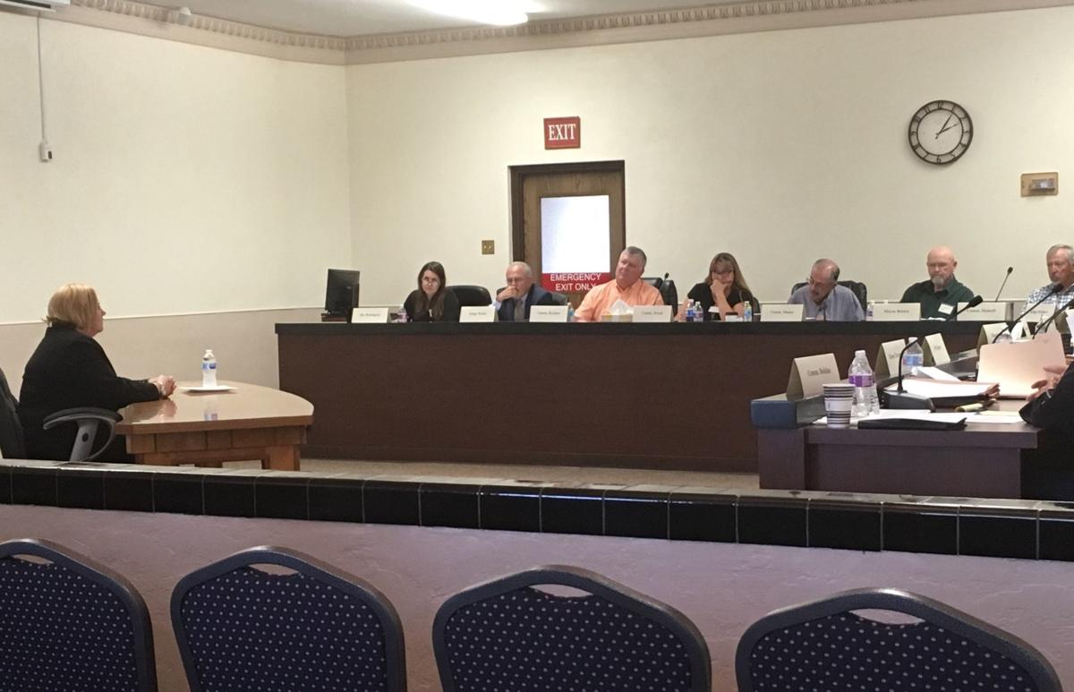 Jerome County magistrate judge interview Stacey DePew