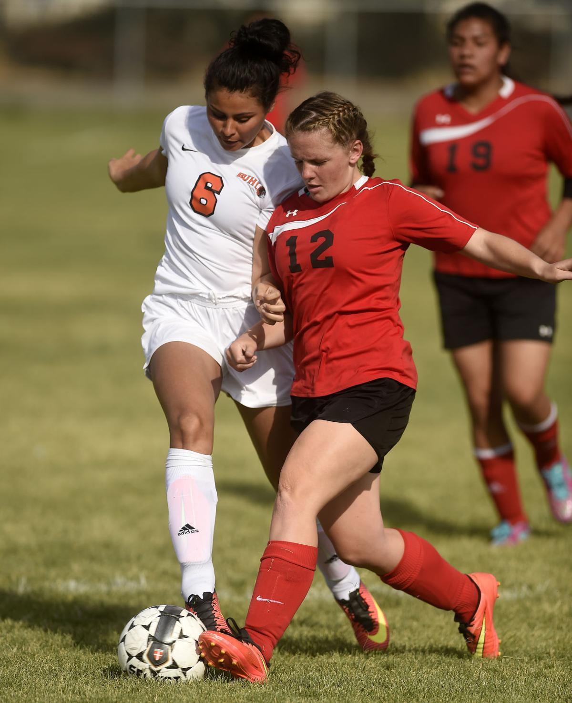 Girls Soccer - Gooding Vs. Buhl