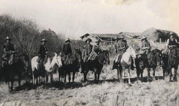 Canavan Ranch riders