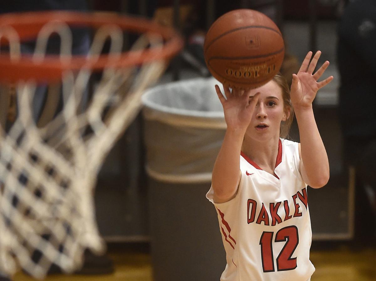 Girls Basketball - Lapwai Vs. Oakley