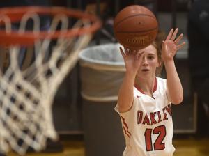 PHOTOS: Girls Basketball - Lapwai Vs. Oakley