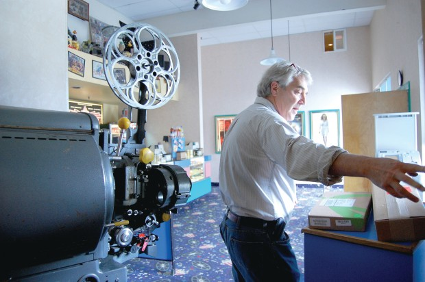 Independent owners struggle, but love showing films