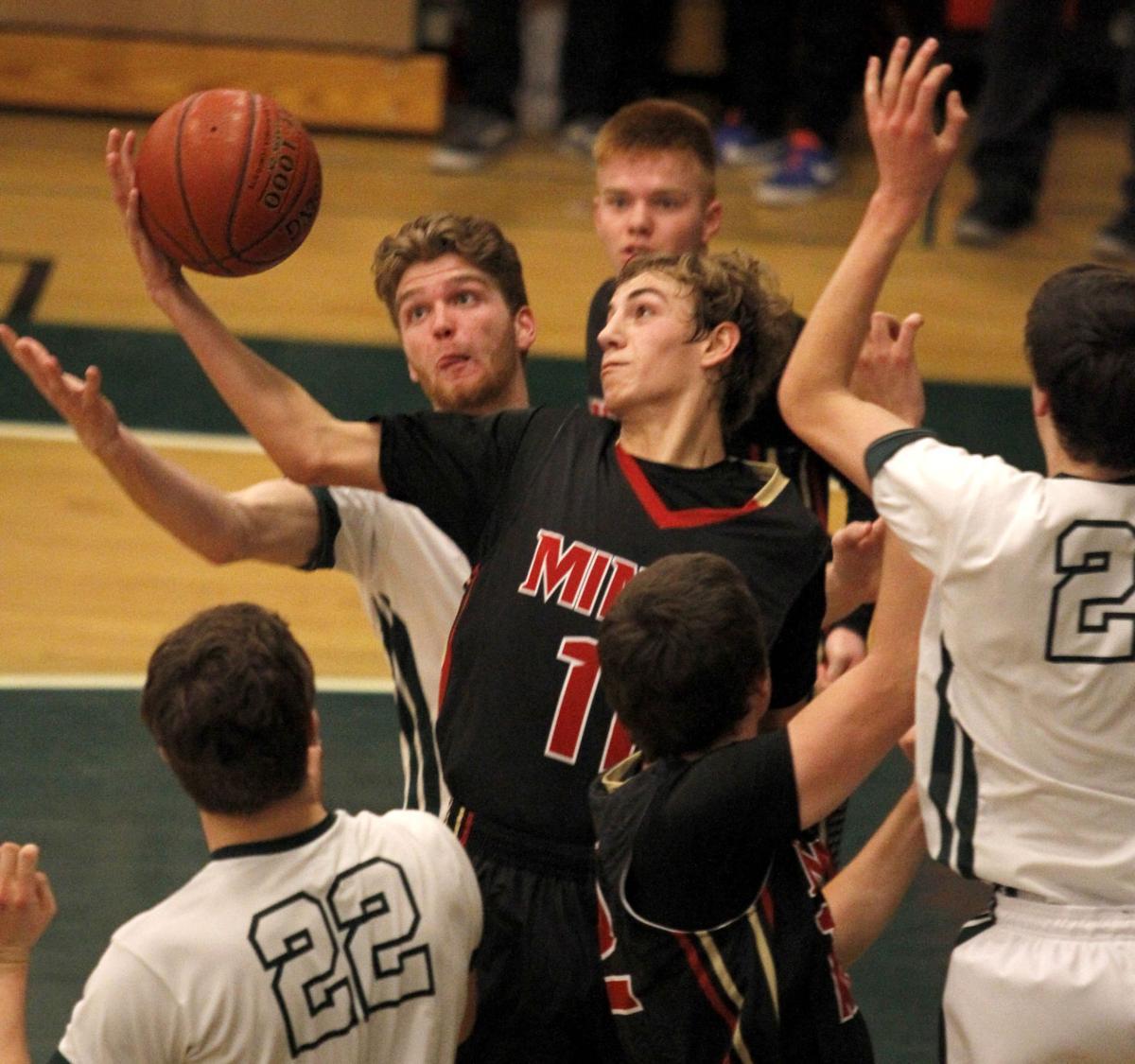 Boys Basketball - Minico Vs. Burley