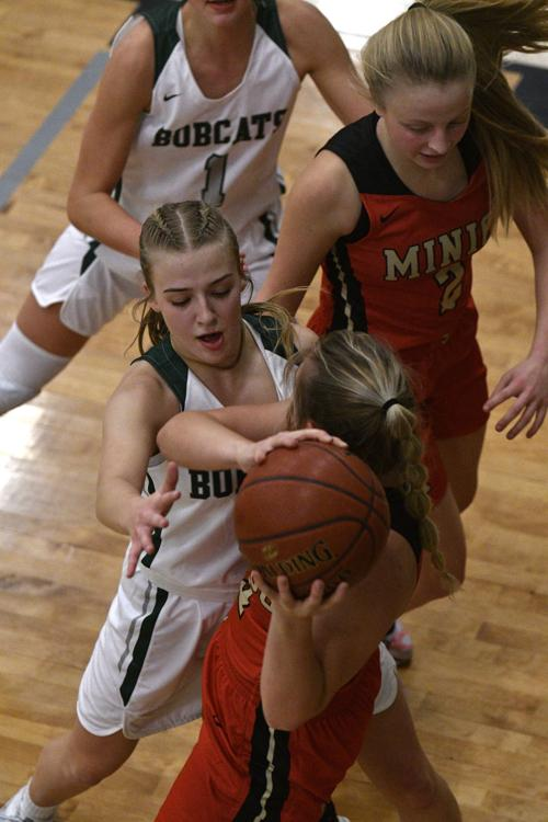 Girls Basketball - Minico Vs. Burley