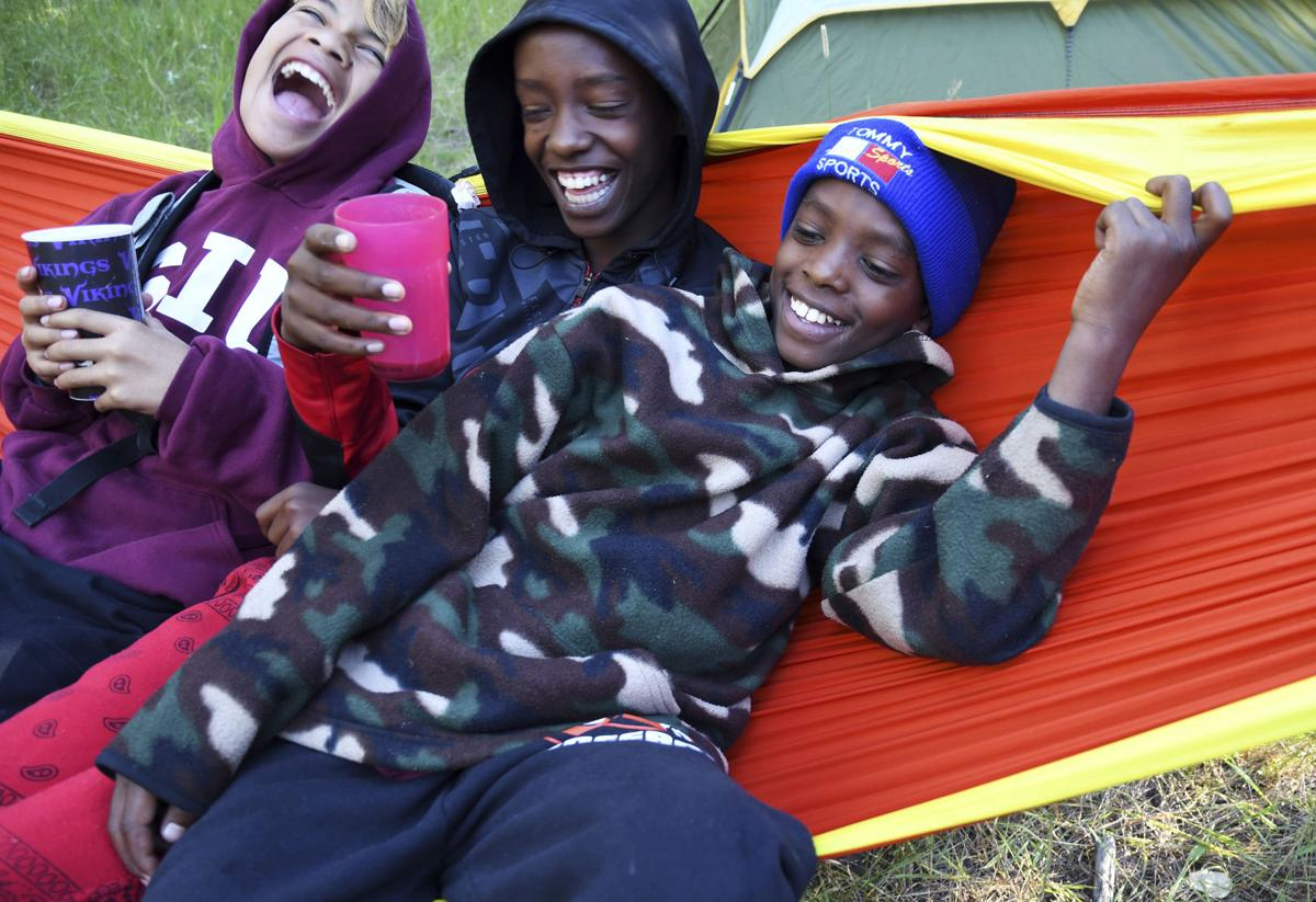 Refugee Boy Scouts