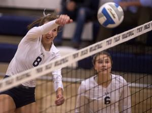 PHOTOS: Volleyball - Burley Vs. Twin Falls