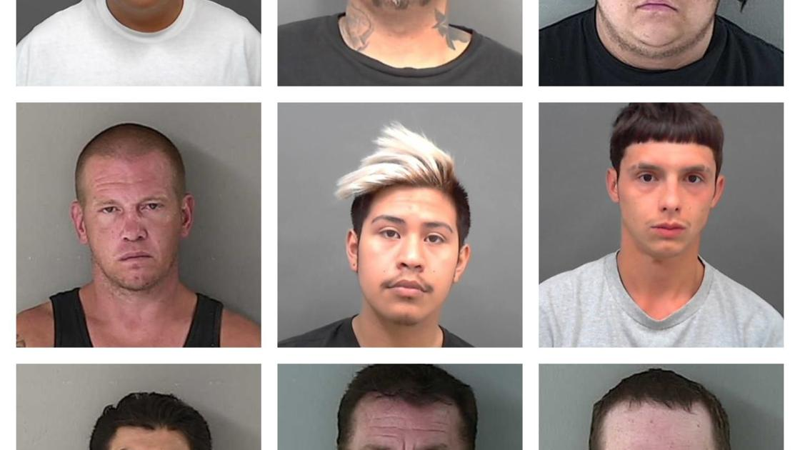 August crime report: Arson, meth trafficking, drive-by