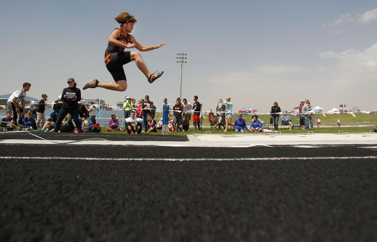 1A Track and Field District IV Tournament
