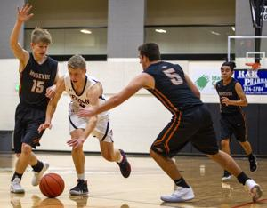 PHOTOS: Ridgevue rolls over Jerome 50-44