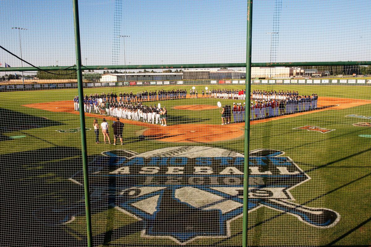 Idaho State Legion Baseball A Legion Tournament