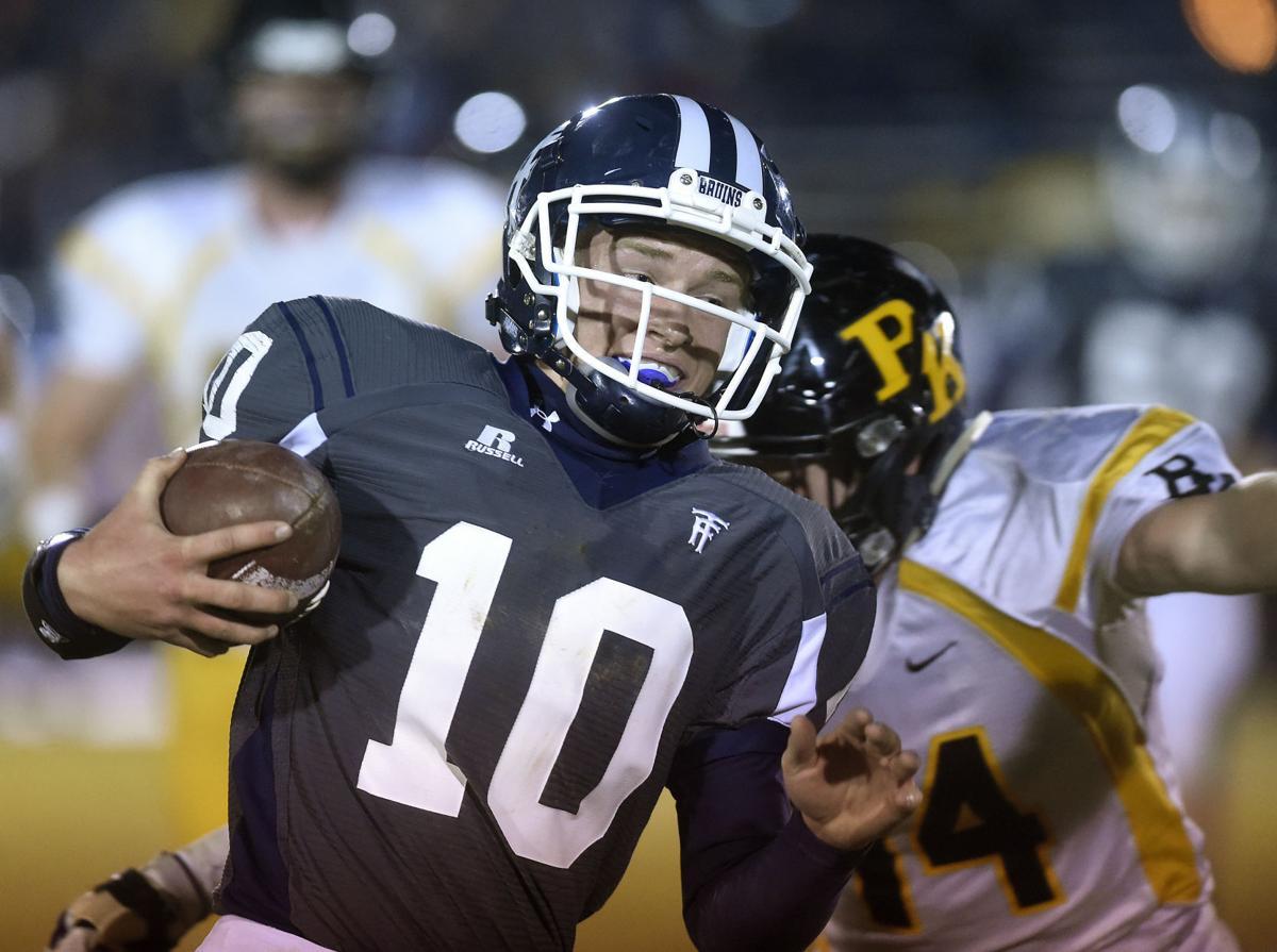 Football - Bishop Kelly Vs. Twin Falls