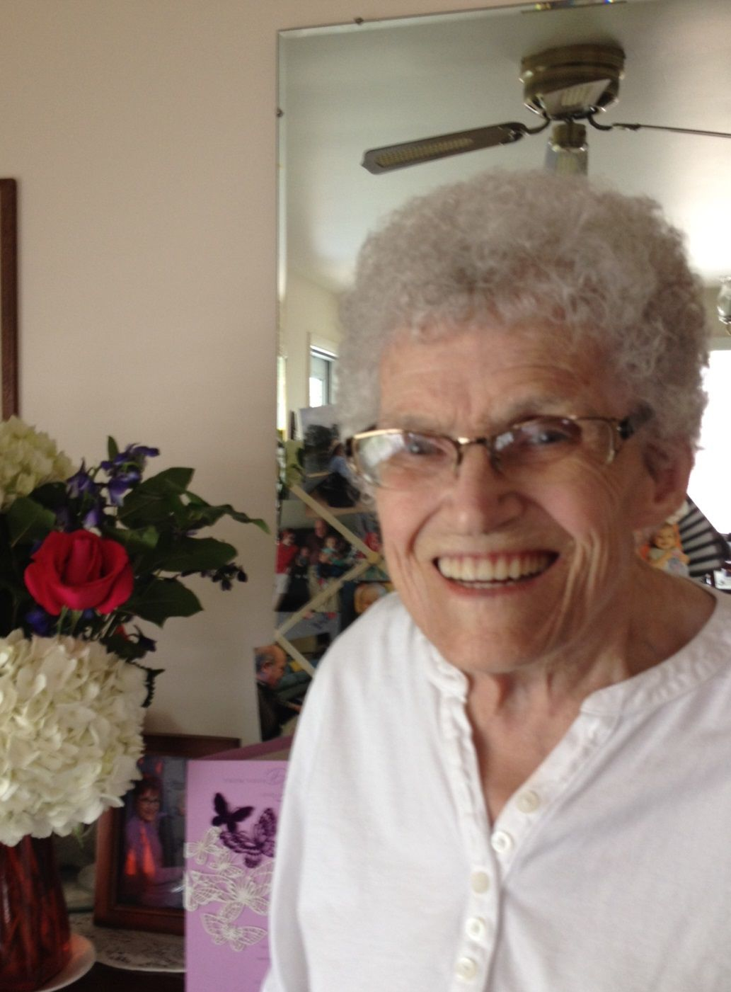 Obituary: Mary Frances Grabert