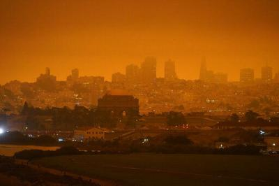 Study: Wildfires produced up to half of pollution in US West