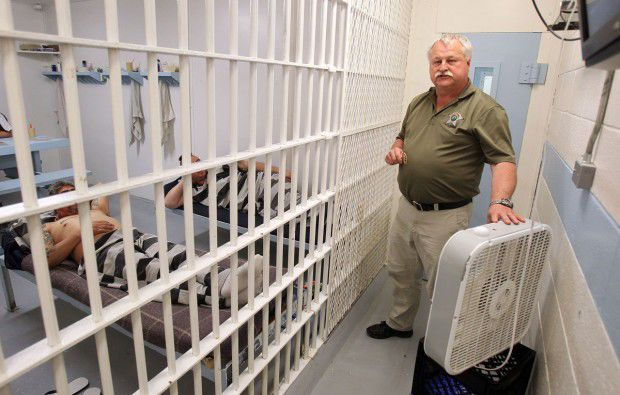 Tour of the Jerome County Jail
