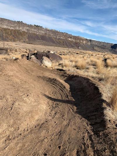 The flow trail Tristan's Trail