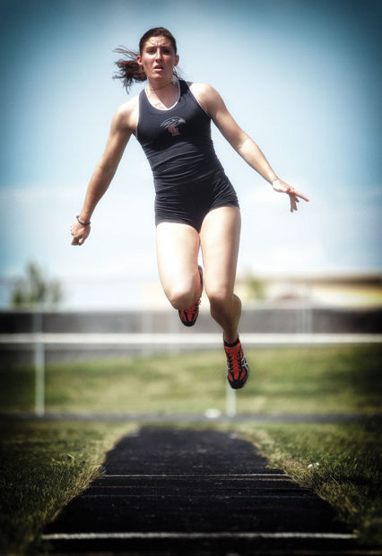 Athlete of the Year: Female Jumper