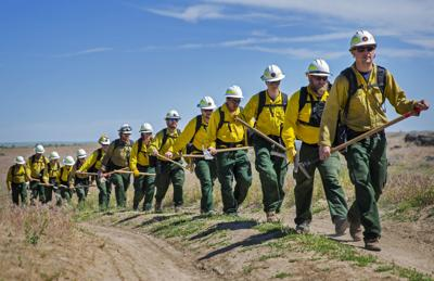 BLM Fire Training