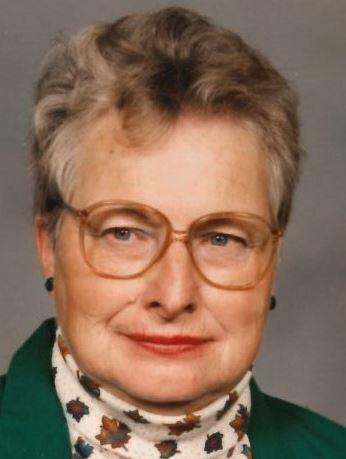 Obituary: Geraldine Elaine Tanner