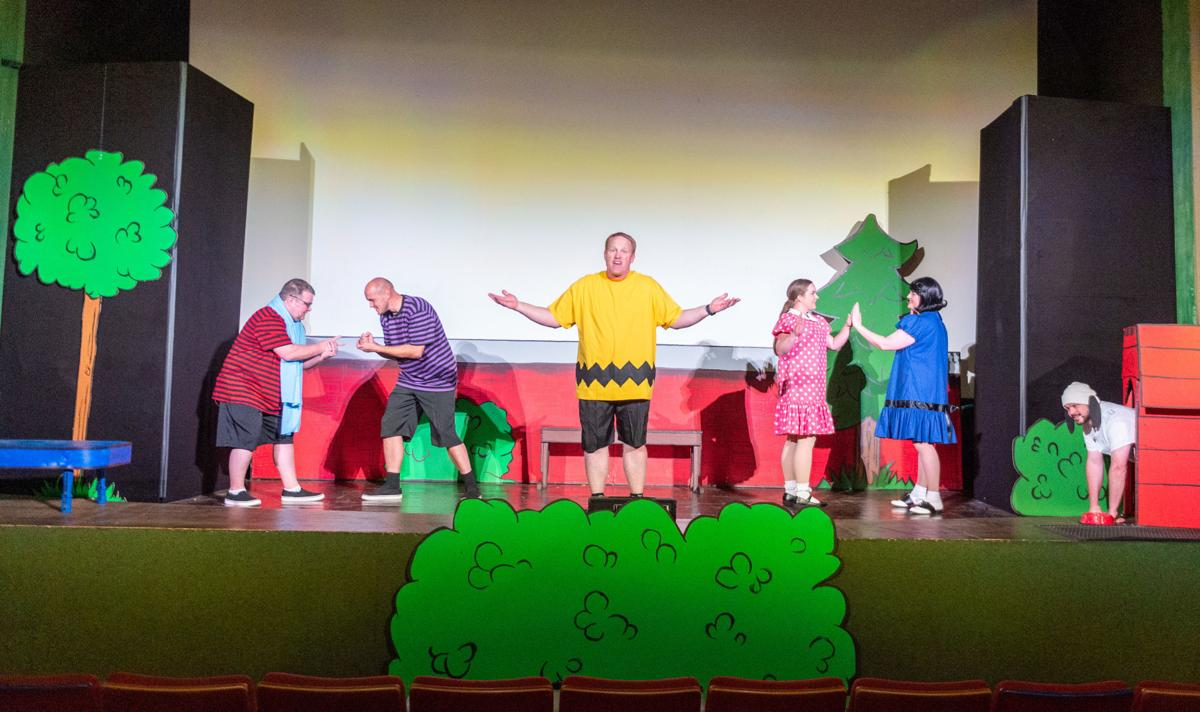You're a Good Man Charlie Brown coming to the Burley Theater