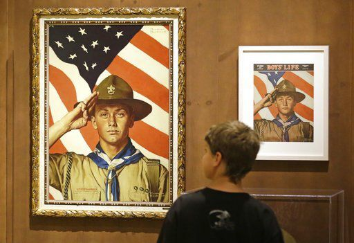 Mormons to stay outdoors after split with Boy Scouts
