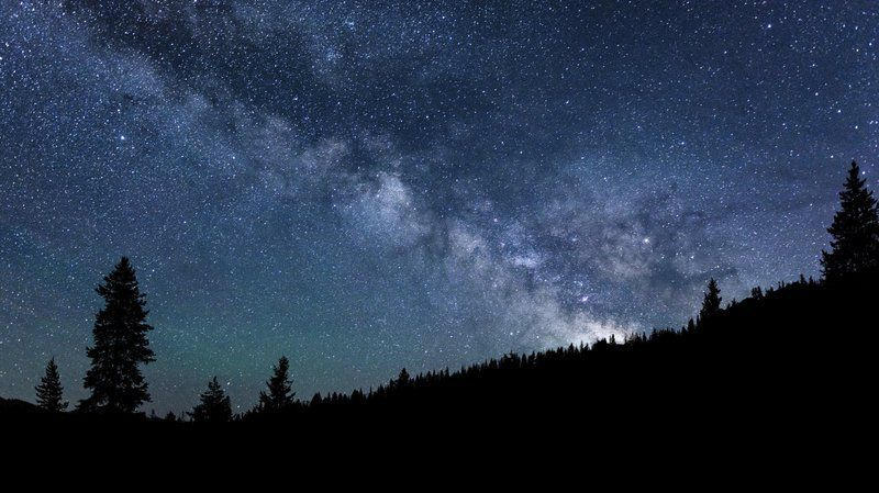 Ketchum Night Sky