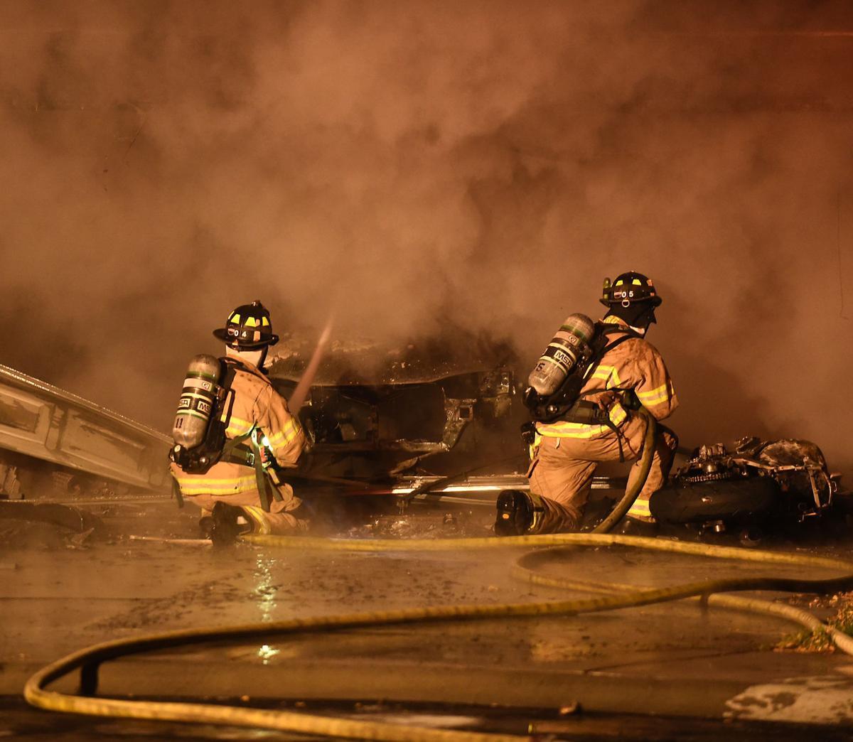 House fire in Twin Falls