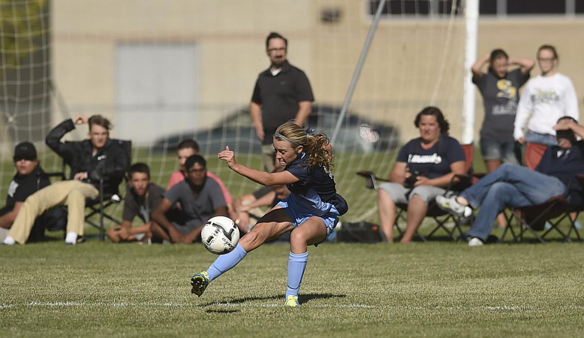Girls Soccer - Twin Falls Vs. Canyon Ridge (copy)