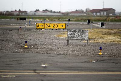 Burley Airport